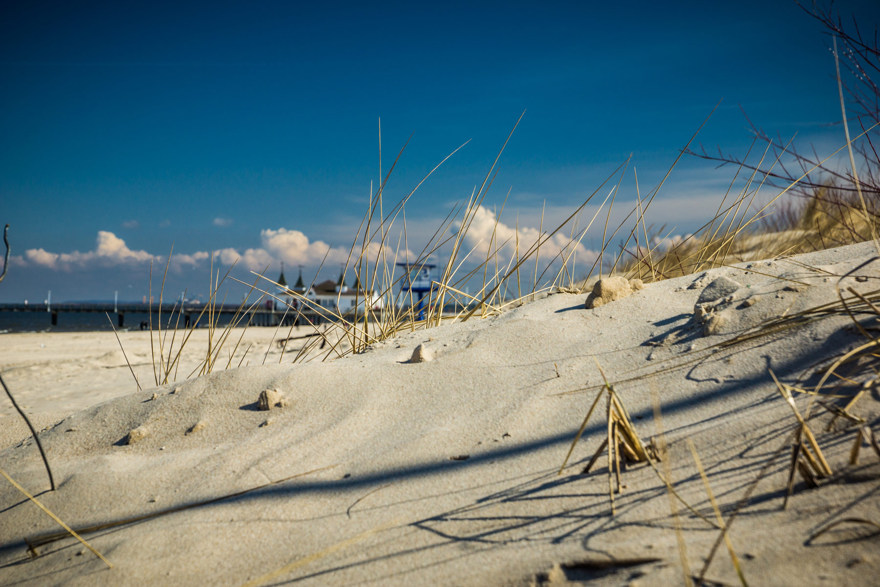 Ahlbeck Strand